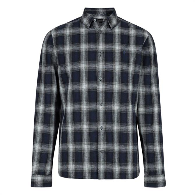 AllSaints Denby Long Sleeved Shirt