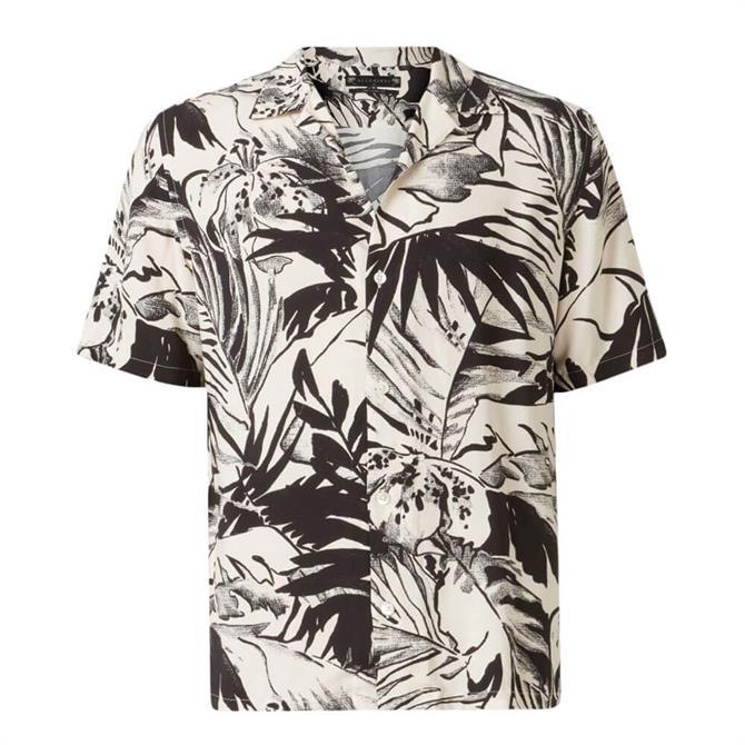 AllSaints Lanai Short Sleeve Shirt