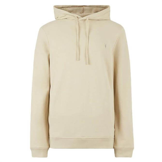 AllSaints Raven Tanned Taupe Hoodie