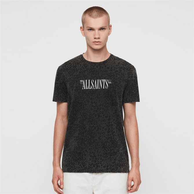 AllSaints Brackets Leo Crew T-Shirt