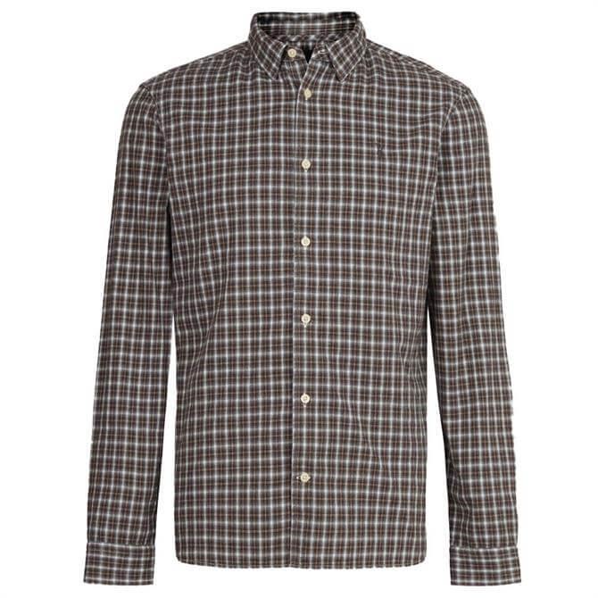 AllSaints Balcom Long Sleeve Shirt