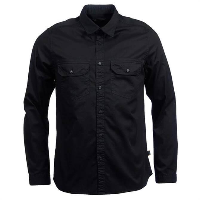 Barbour International Worker Twill Shirt