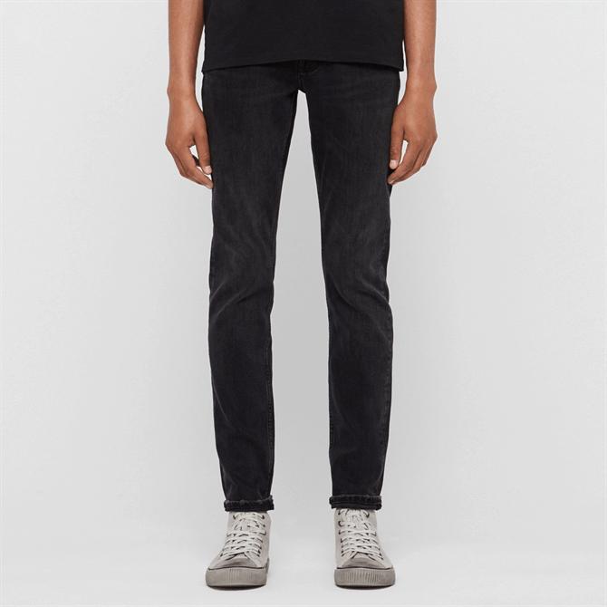 AllSaints Rex Damaged Jeans