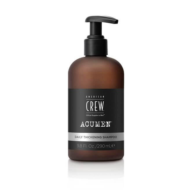 American Crew ACUMEN™ Daily Thickening Shampoo 290ml