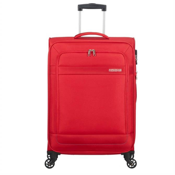 American Tourister Day One 4 Wheel Expandable Suitcase