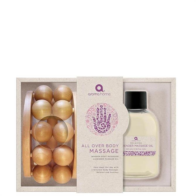 Aroma Home All Over Body Massage Kit