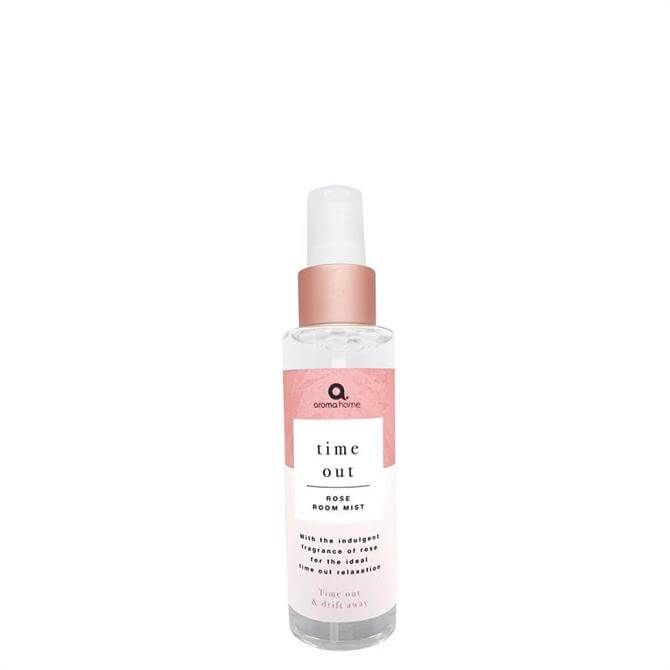 Aroma Home Time Out Rose Room Mist Spray