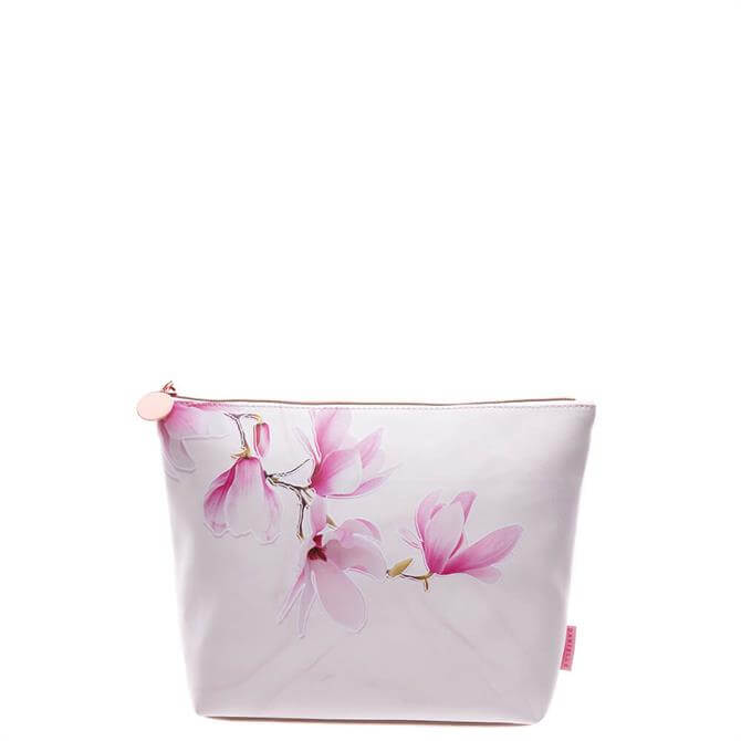 Danielle Creations Marbled Magnolia Beauty Bag