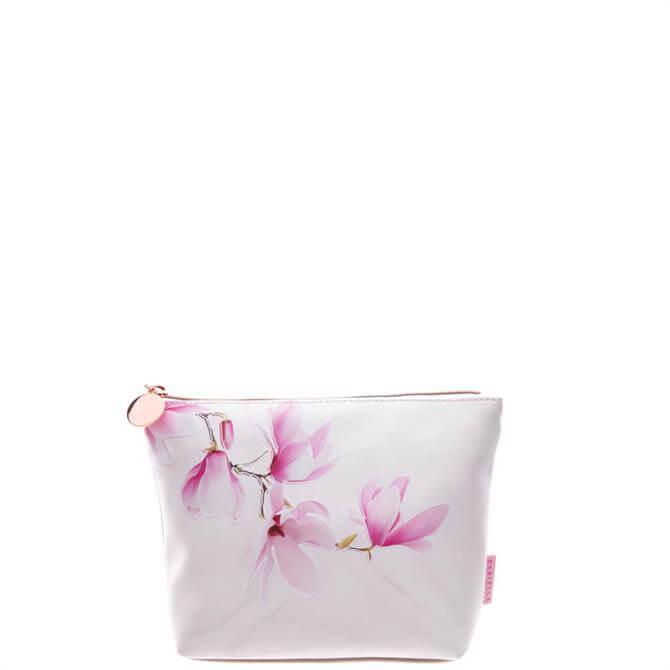 Danielle Creations Marbled Magnolia Beauty Purse