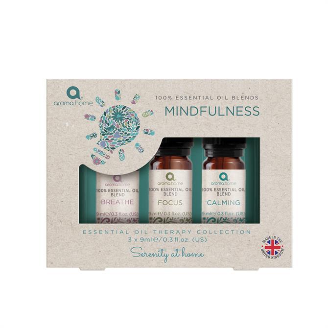 Aroma Home Mindfulness Essential Oil Set