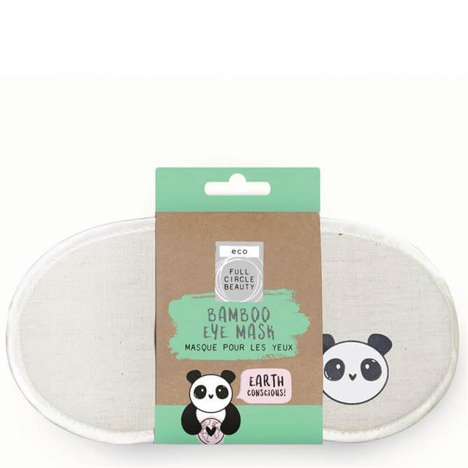 Full Circle Beauty Bamboo Panda Eye Mask