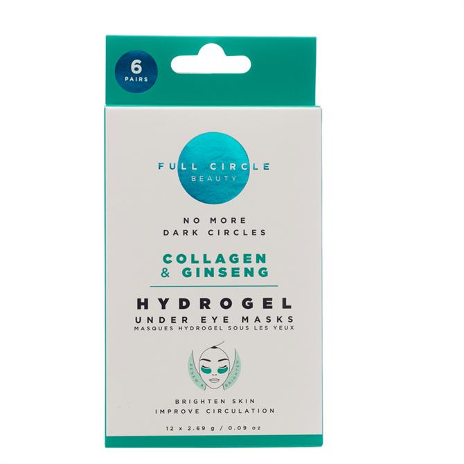 Full Circle Beauty Hydrogel Under Eye Masks