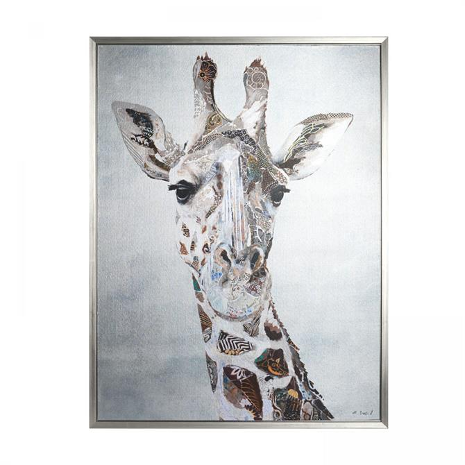 Gorgeous George Framed Picture