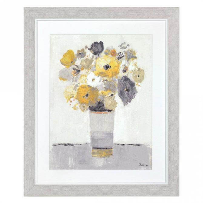 Pageant Still Life Framed Picture