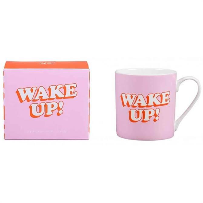 Yes Studio - Ceramic Mug 'WAKE UP'