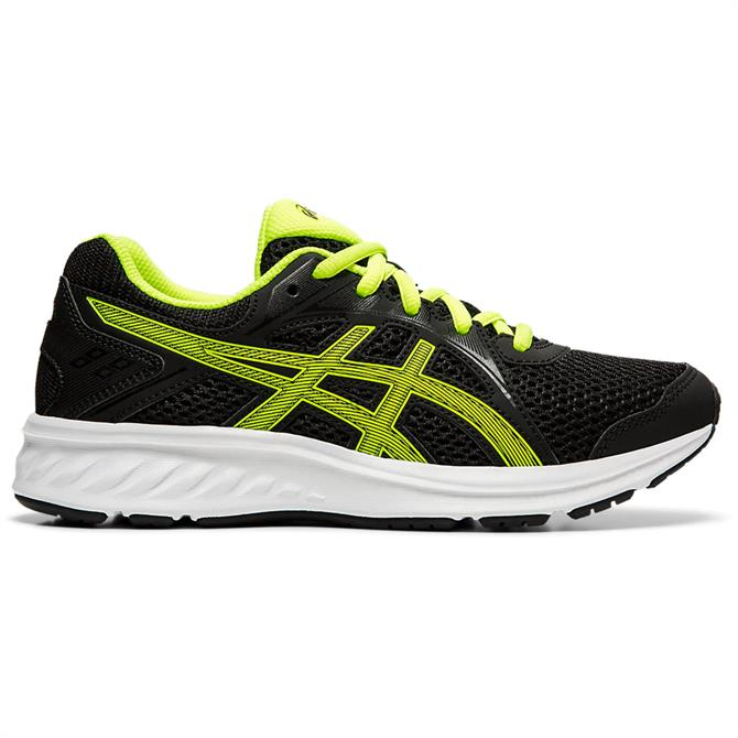 Asics Kid's Jolt 2 GS Running Shoe - Black/Yellow