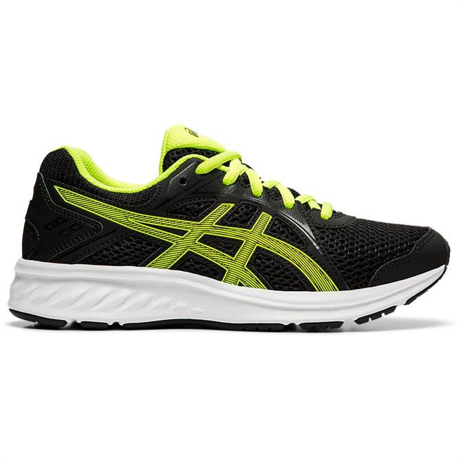 Asics Kid's Jolt 2 GS Running Shoe - Black/Yellow