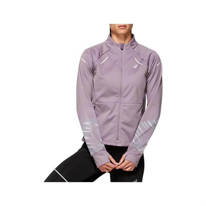 Asics Women's Lite-Show 2 Winter Jacket - Lavender Grey