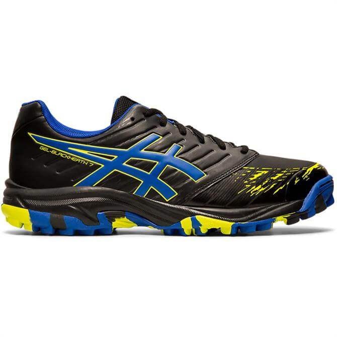Asics Men's Blackheath 7 Hockey Shoe - Black/Blue