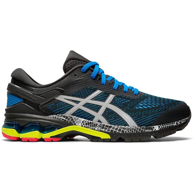 Asics Men's GEL-KAYANO 26 LS Running Shoe - Graphite/Grey
