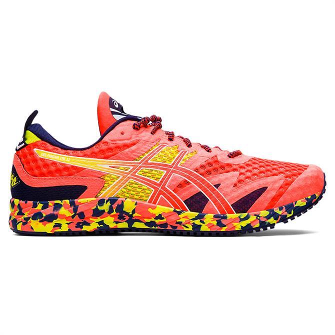 Asics Men's GEL-NOOSA TRI 12 Running Shoe - Flash Coral