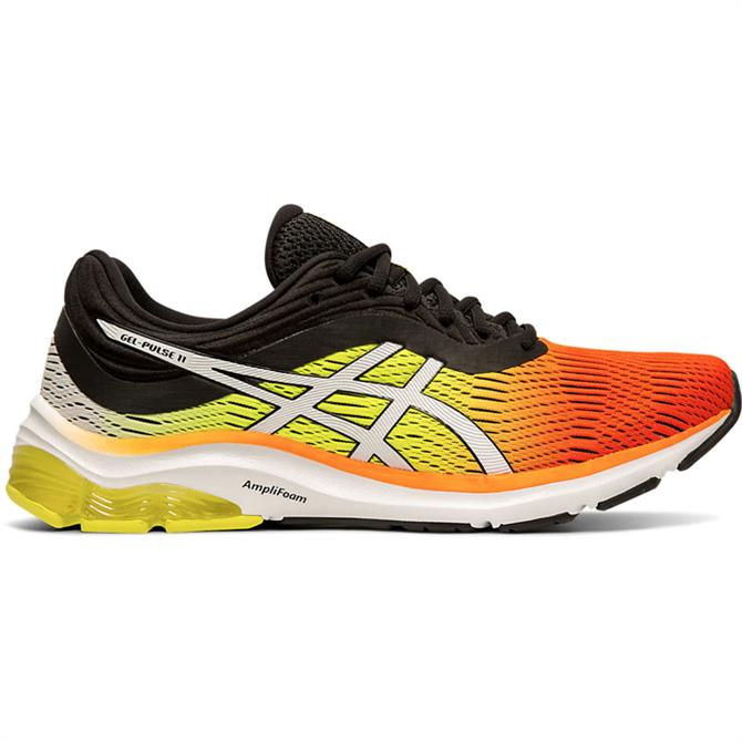 Asics Men's GEL-PULSE 11 Running Shoe - Orange/Black