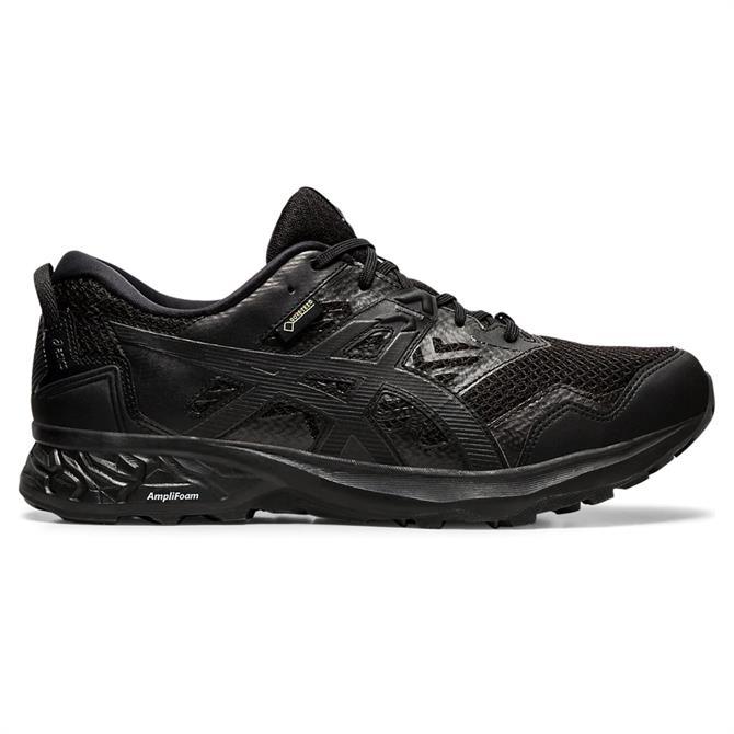 Asics Men's GEL-SONOMA 5 GTX Trail Running Shoe - Black