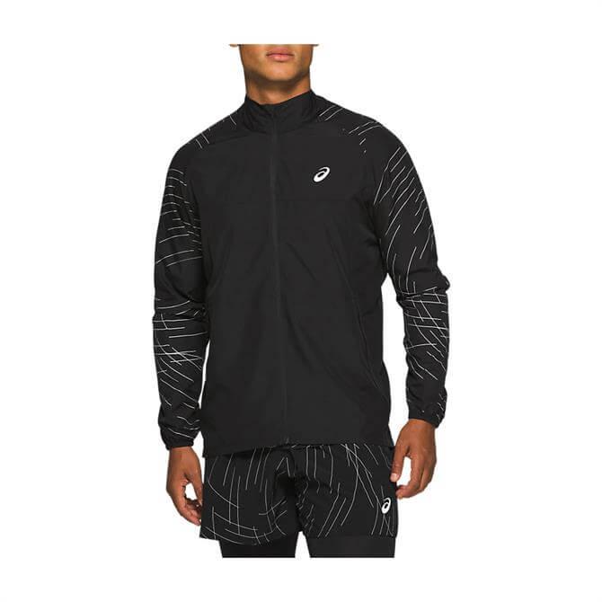 Asics Men's Night Track Running Jacket