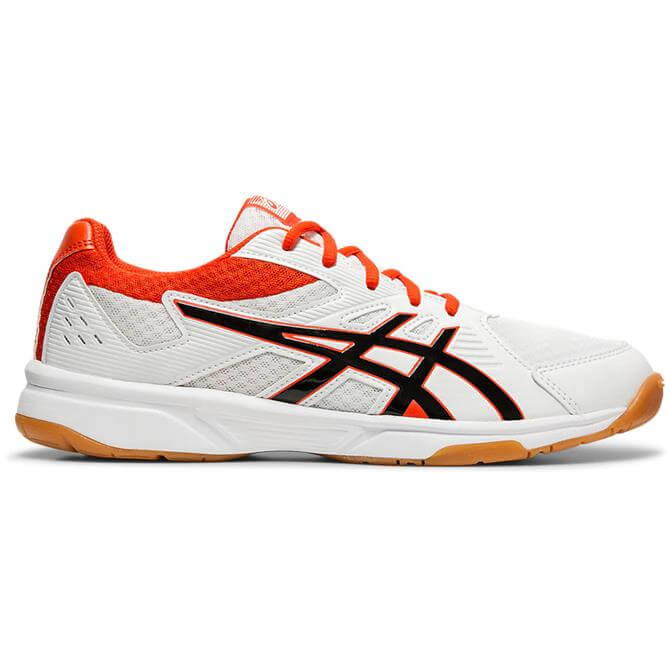 Asics Men's Upcourt 3 Volleyball Shoe - White/Black