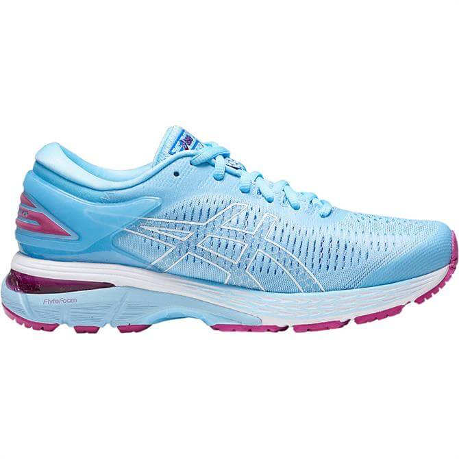 Asics Women's GEL-Kayano 25 Running Shoe - Pale Blue