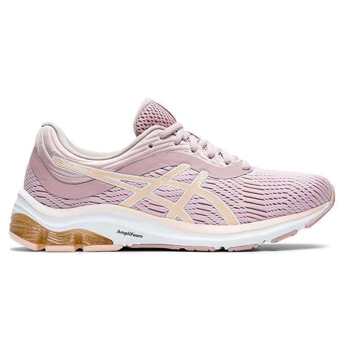 Asics Women's GEL-PULSE 11 Running Shoe - Watershed Rose/Cozy Pink