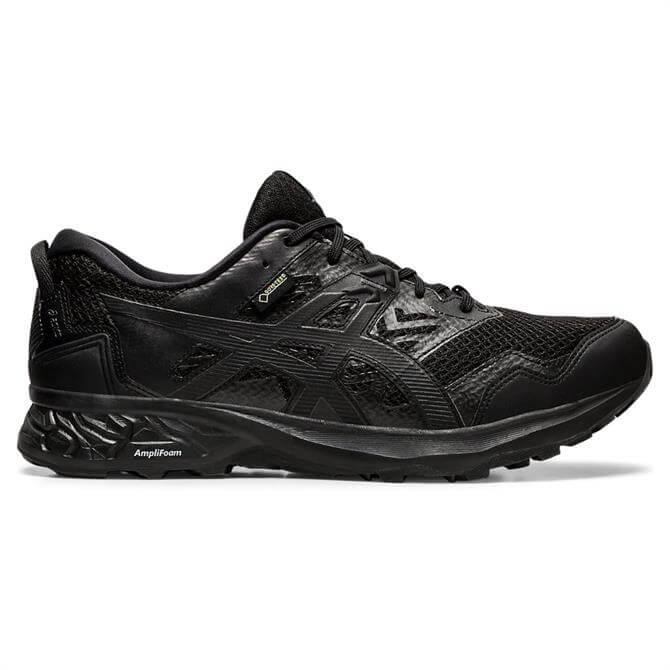 Asics Women's GEL-SONOMA 5 GTX Trail Running Shoe - Black