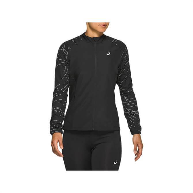 Asics Women's Night Track Running Jacket