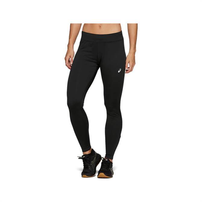 Asics Women's Silver Running Tight - Black