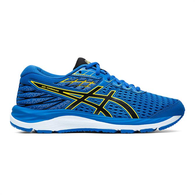 Asics Kids' GEL-CUMULUS 21 GS Running Shoe - Blue/Black