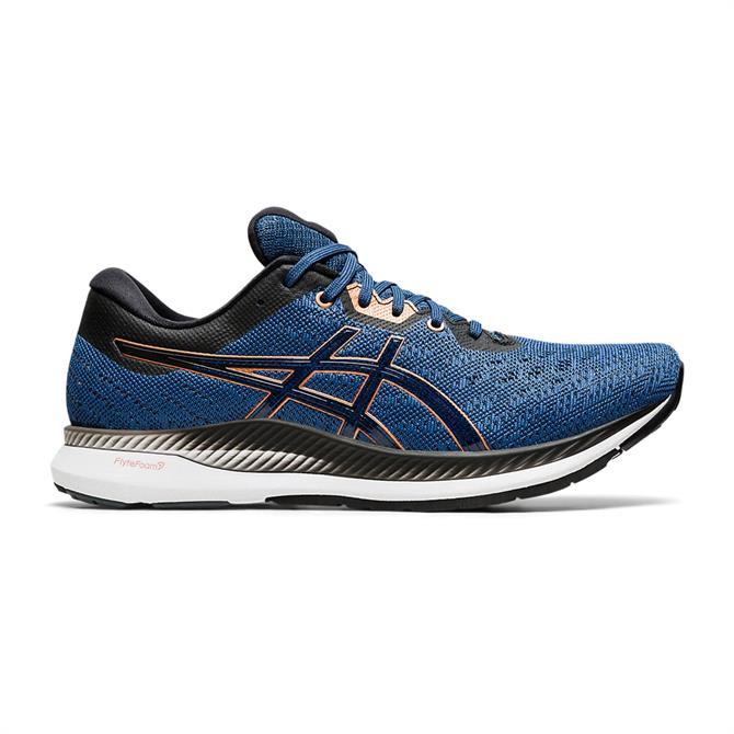 Asics EVORIDE Men's Running Shoe - Blue/Bronze