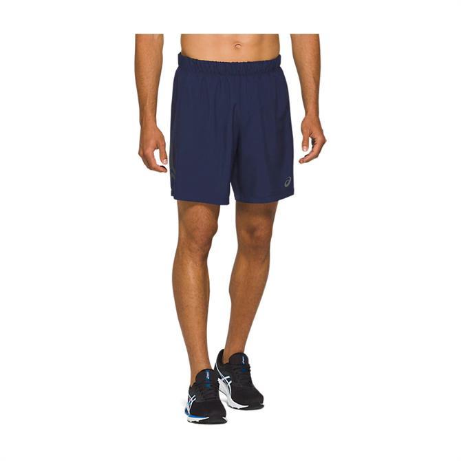 Asics Men's Icon Shorts - Navy