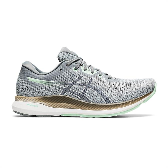 Asics EVORIDE Women's Running Shoe - Silver/Mint