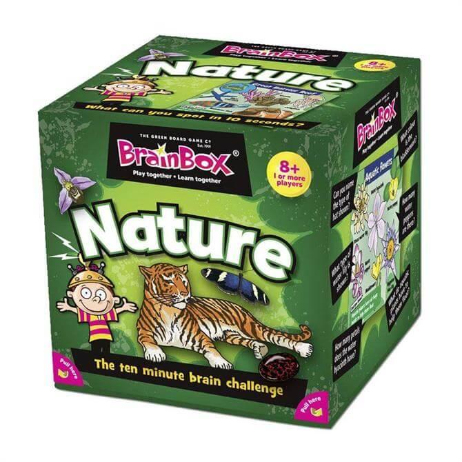 Brain Box Nature Card Game