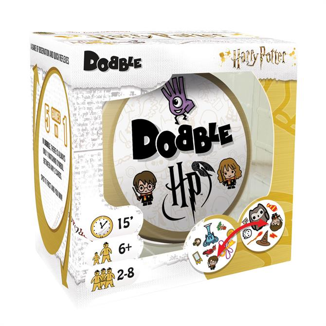 ASMODEE Dobble Harry Potter Game