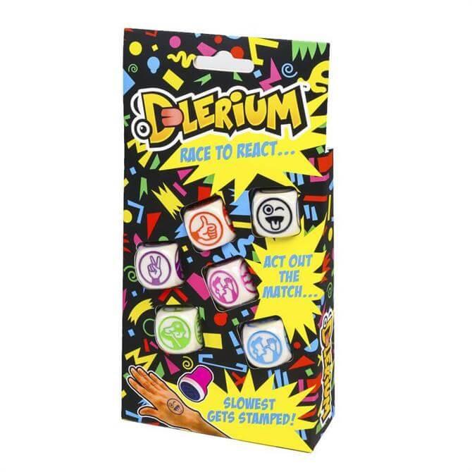 DLerium Dice Rolling Game