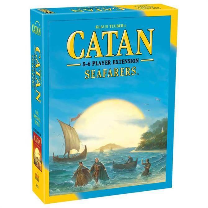 Catan: Seafarers - 5 & 6 Players