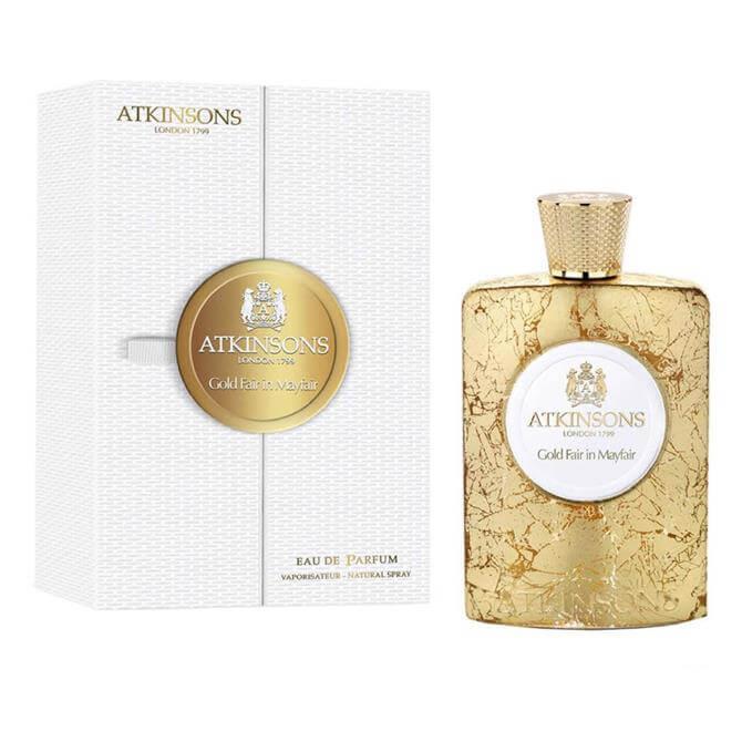 Atkinsons Gold Fair in Mayfair Eau de Parfum 100ml