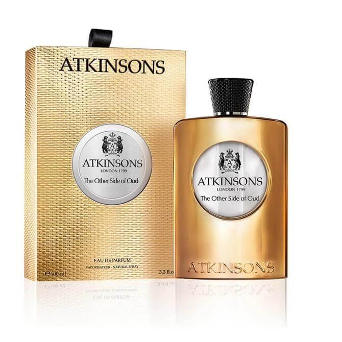 Atkinsons The Other Side of Oud Eau de Parfum 100ml