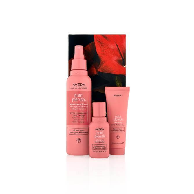 Aveda Nutriplenish™ Light Moisture Hair Trio Set