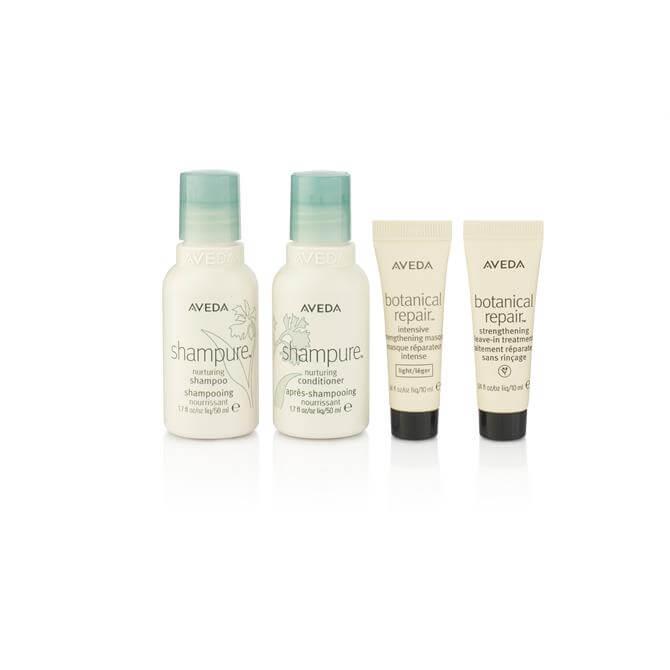 Aveda Nourish and Style Shampure™ Hair Care Set