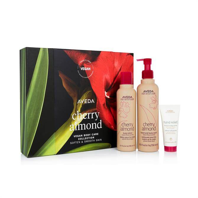 Aveda Cherry Almond Body Gift Set