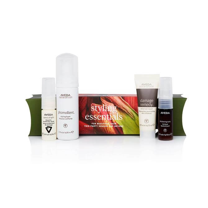 Aveda Styling Essentials Christmas Cracker Gift Set