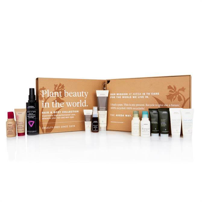 Aveda Vegan Hair & Body Set