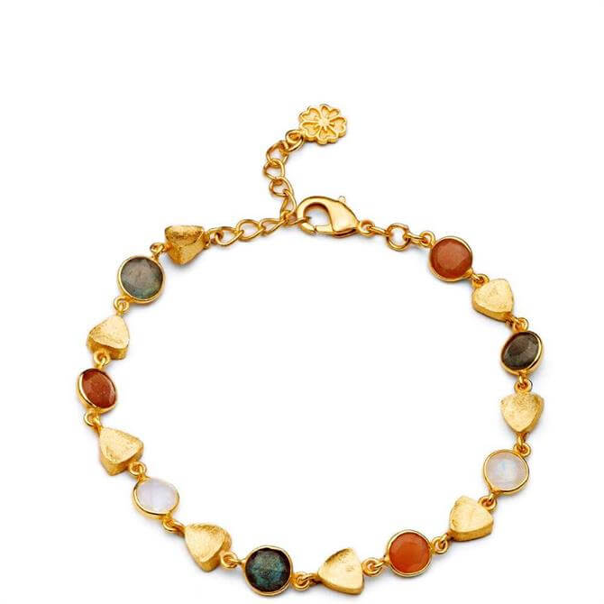 Azuni Sara Mixed Gemstone Bracelet